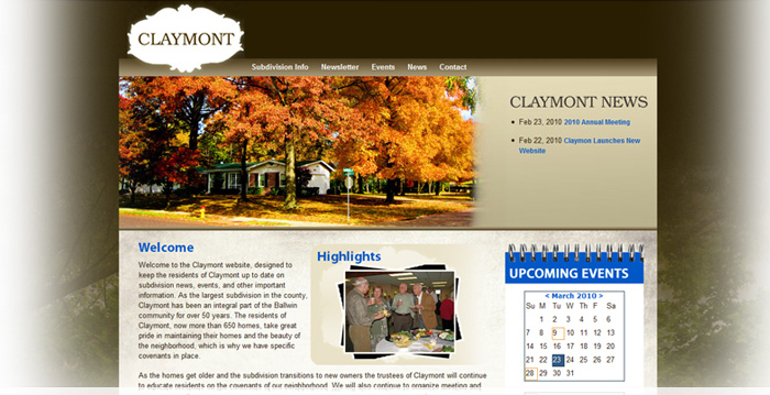 Claymont Homes