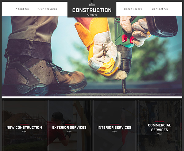 construction template