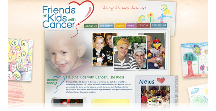 Friends of Kids with Cancer
