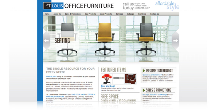 St. Louis Office Furniture
